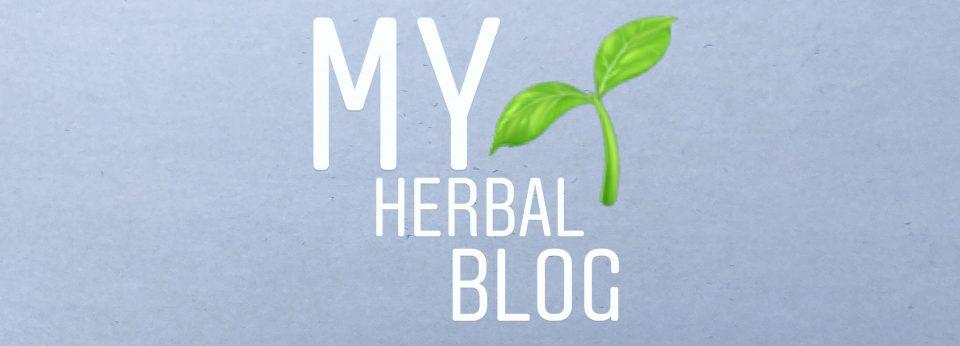 my herbal blog